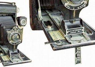 103 Yıl Öncenin Mucize Kamerası : Kodak Autographic