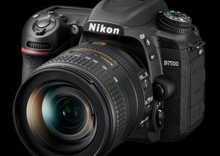 Nikon D7500 - Nikon yeni modelini duyurdu.