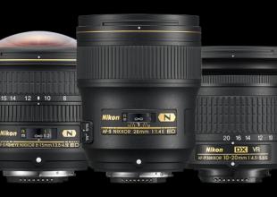 Nikon Geniş, Ultra Geniş ve Balık Gözü - 3 Yeni Objektif Duyurdu