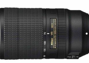 Yeni lens Nikon AF-P Nikkor 70-300mm f/4.5-5.6 ED VR
