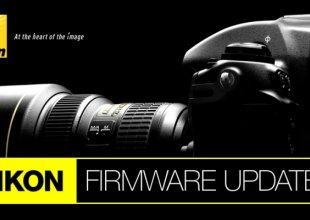 Nikon D4, D4s, Df, D800, D800E, D810, D810A, D7100 ve D7200 İçin Güncelleme