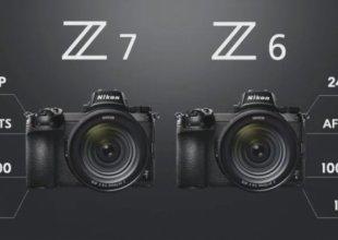 Yeni Nikon Z6 Aynasız Fotoğraf Makinası
