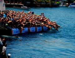 22. Asya'dan Avrupa'ya Uluslararası Yüzme Yarışları - 2010