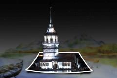 Canlan Kız Kulesi