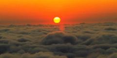 Demirkapıköyü  Yaylası'nda  Günbatımı