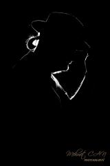 Siyah Beyaz Portre
