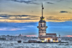 Kız Kulesi HDR