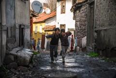 Ankara Kalesinde Çocuk Olmak